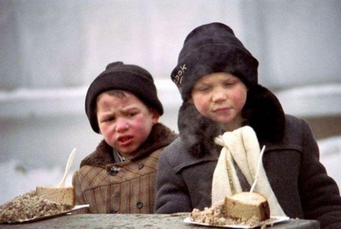 Дети убегают из дома