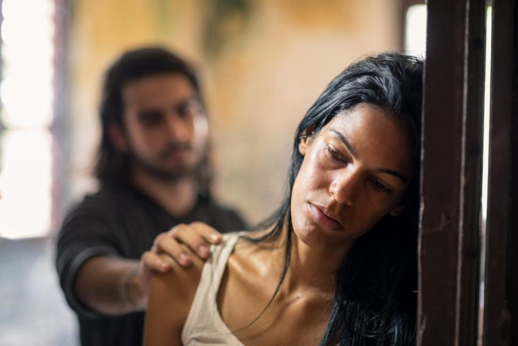 Депрессия при ПТСР