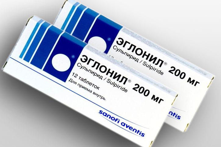 Препарат Эглонил