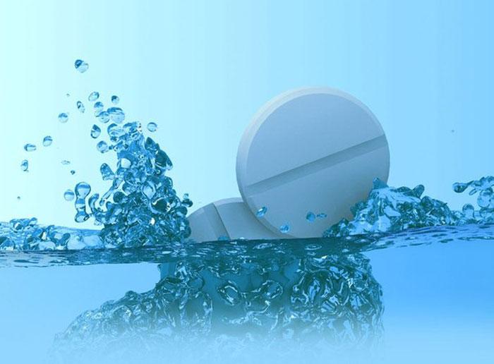 Аспирин растворимый