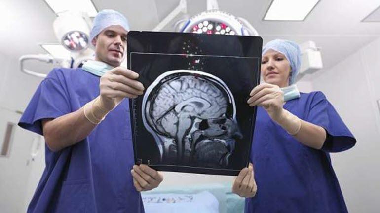 Исследование головного мозга