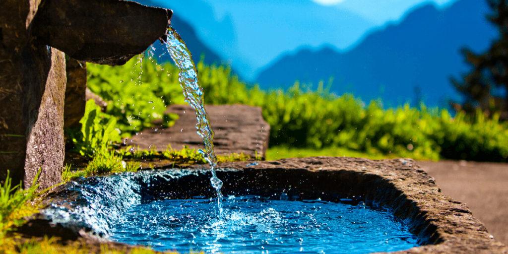 Чистая вода и свежий воздух