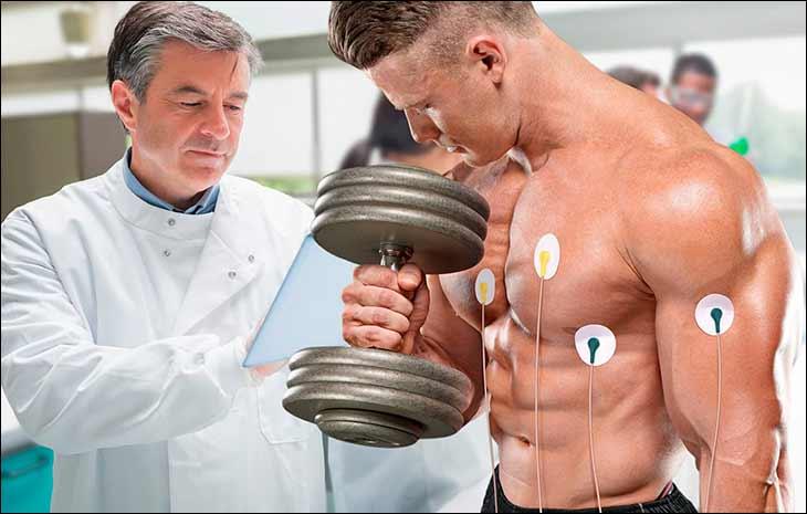 Наблюдение за здоровьем спортсмена