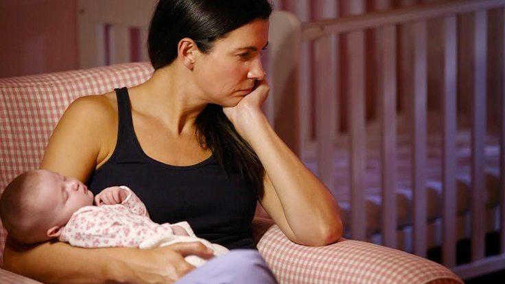 Депрессивное состояние после родов
