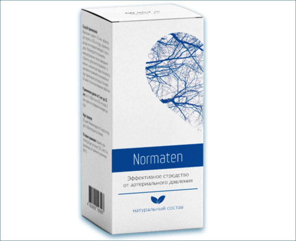 Упаковка Норматен