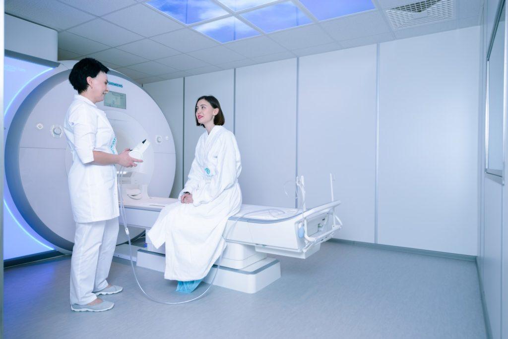 МРТ внутренних органов