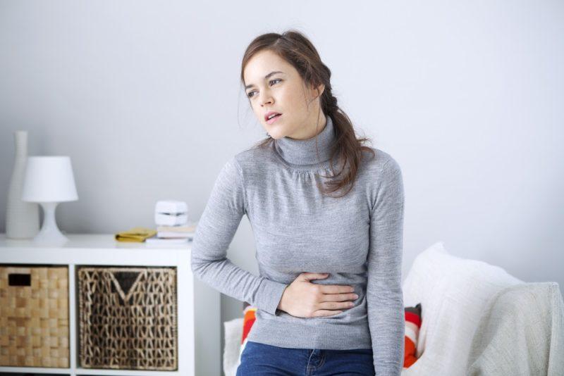 Изжога и тяжесть в желудке