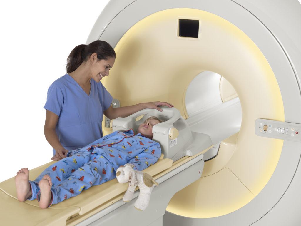 МРТ мозга у ребенка