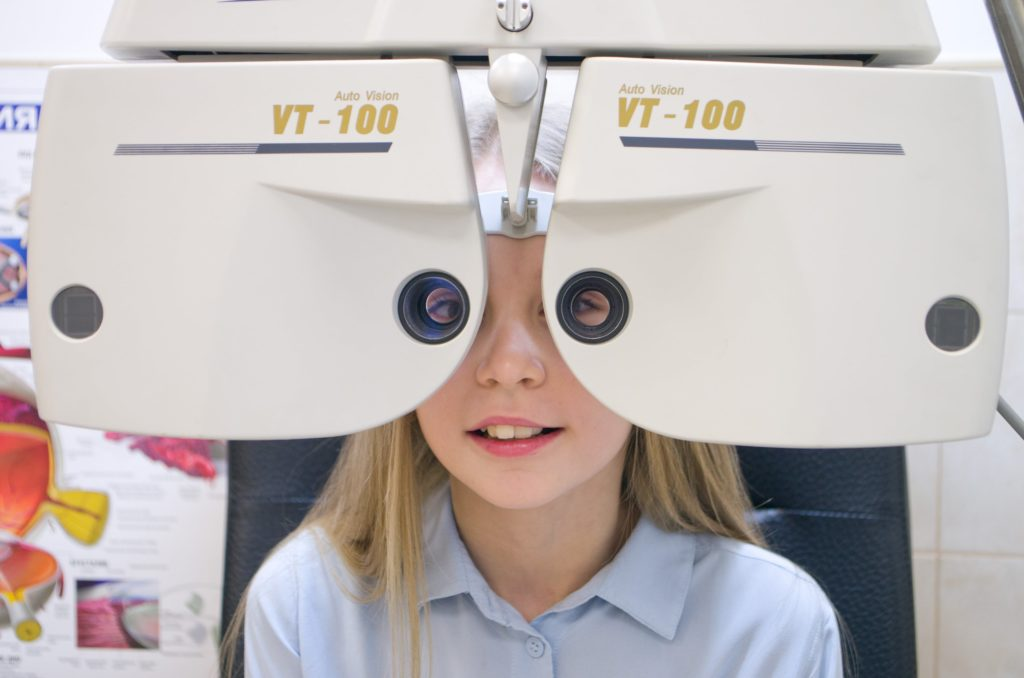 Офтальмологическое исследование
