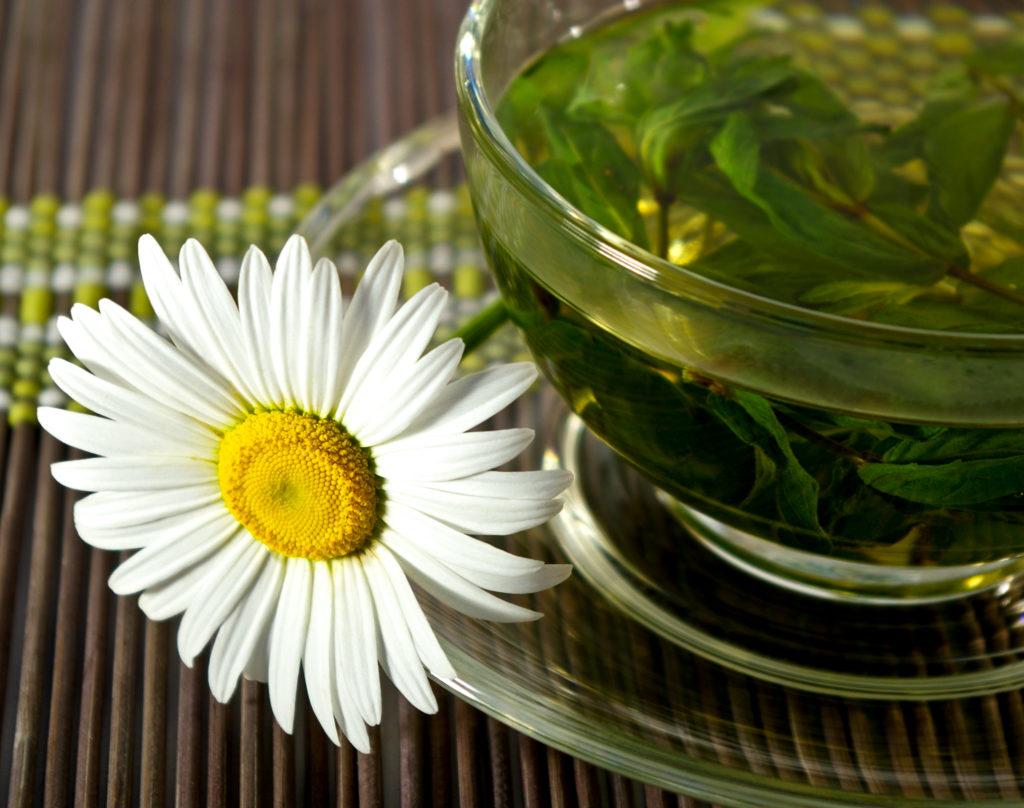 Мятно-ромашковый чай