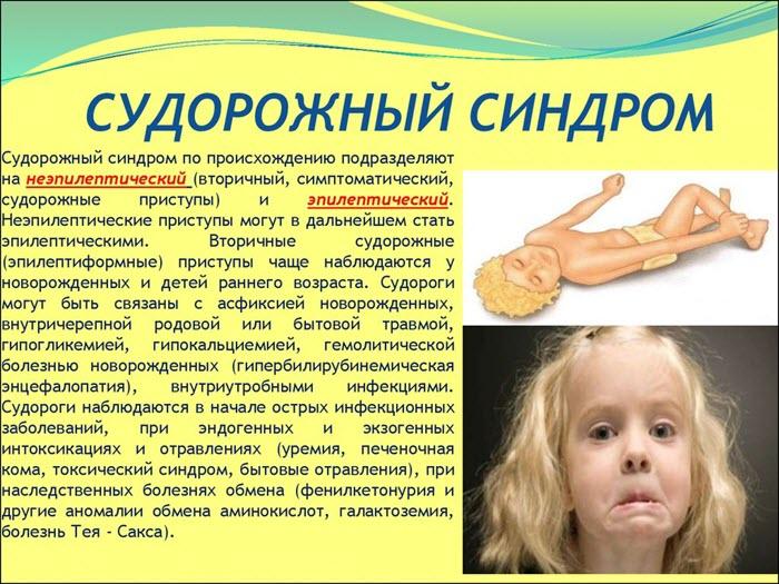 Судорожный синдром