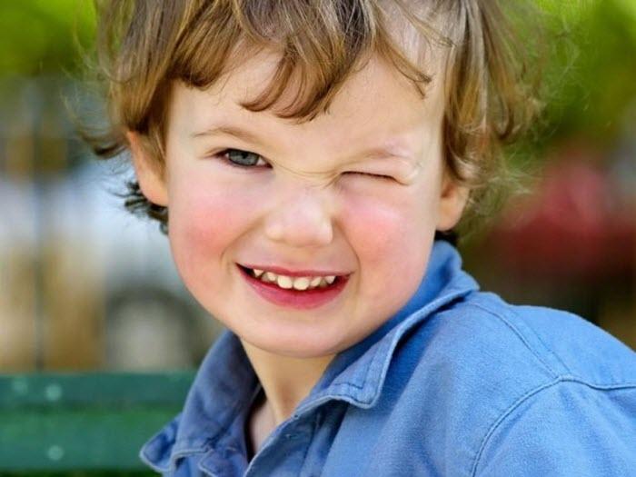 Тик у ребенка детсадовского возраста