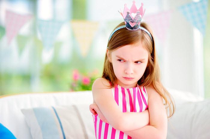 Синдром принцессы у детей
