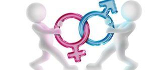 Женские и мужские гормоны