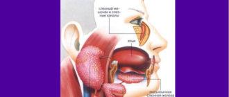 Признаки патологии при синдроме Шегрена